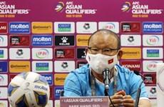 Partido contra China es primordial, afirma seleccionador vientamita de fútbol
