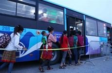 Vietnam por maximizar seguridad en retorno de ciudadanos a su ciudad natal
