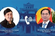 Vietnam y Nueva Zelanda trabajan por intensificar la cooperación dentro del APEC