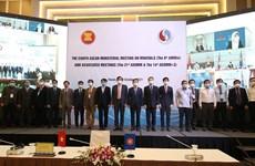 ASEAN hacia la construcción de una comunidad próspera, ecológica y sostenible