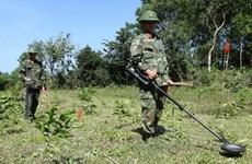 Cooperan para superar secuelas de explosivos remantes de la guerra en Vietnam