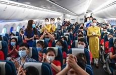 Estudiantes médicos de Hanoi cumplen su misión antiepidémica en Ciudad Ho Chi Minh