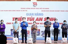 Paquetes de bienestar social benefician a cinco mil personas en Hanoi