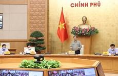 Primer ministro vietnamita urge controlar con flexibilidad y eficiencia el COVID-19