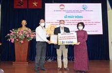 Ciudad Ho Chi Minh lanza programas a favor de las personas desfavorecidas