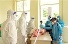 Vietnam cierra domingo con tres mil 528 casos nuevos del COVID-19