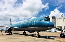 Vietnam Airlines opera siete vuelos domésticos en el primer día de reanudación