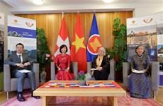 """""""Día de Vietnam en Suiza 2021"""" enriquece relaciones bilaterales"""