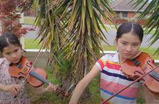 Niños vietnamitas en Australia apoyan la lucha contra COVID-19 en tierra natal