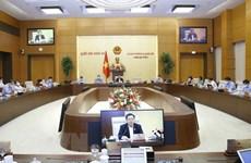 Comité Permanente de la Asamblea Nacional de Vietnam analiza el plan de reestructuración económica