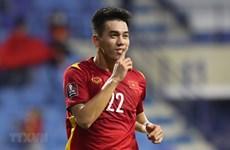 Delantero vietnamita gana premio de Confederación Asiática de Fútbol