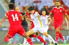 Pierde Vietnam ante Omán en eliminatoria mundialista de fútbol