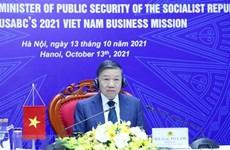 Exhortan a incrementar inversiones de Estados Unidos en Vietnam