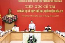 Gobierno vietnamita prioriza recursos para el desarrollo socioeconómico