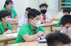 Vicepremier vietnamita insta a garantizar seguridad en regreso de alumnos a la escuela