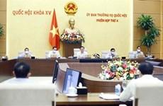 Comité Permanente del Parlamento vietnamita debate uso del terreno nacional