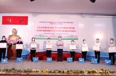 Ciudad Ho Chi Minh honra a voluntarios religiosos en lucha contra el COVID-19