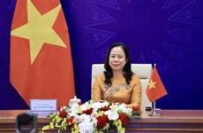 Propone Vietnam recomendaciones para fomentar papel de mujeres de Asia y Europa