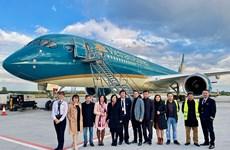 Transporta Vietnam Airlines vacunas de Hungría, Croacia y Eslovaquia a Vietnam