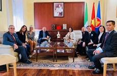 Italia aspira a fortalecer relaciones con Vietnam