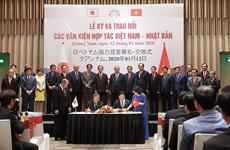 Entablan Vietnam y Japón cooperación para impulsar crecimiento bajo en carbono