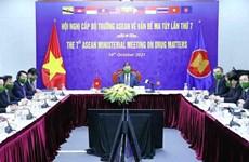 Vietnam reafirma incorporación a lucha contra drogas en el Sudeste Asiático