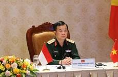Efectúan Vietnam e Indonesia segundo diálogo de política de defensa