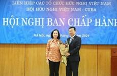 Eligen nuevo presidente de Asociación de Amistad Vietnam-Cuba