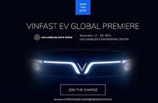 VinFast de Vietnam presentará nuevos vehículos eléctricos en Auto Show de Los Ángeles 2021