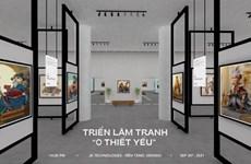 Exposición de realidad virtual atrae a los amantes de la cultura vietnamita