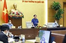 Presidente del Parlamento vietnamita exhorta a mejorar políticas fiscales y monetarias