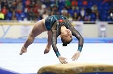 Gimnastas vietnamitas participarán en Campeonato Mundial 2021
