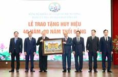 Presidente vietnamita insta a construir sistema judicial abierto y transparente