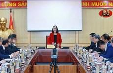 Exigen a diplomáticos vietnamitas en extranjero promover papel pionero en las relaciones exteriores