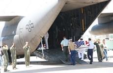Vietnam entrega a Estados Unidos restos de soldados desaparecidos durante la guerra