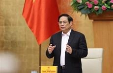 Primer ministro de Vietnam pide unificar políticas de prevención de pandemia en todo el país