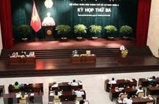 Inauguran tercera reunión del Consejo Popular de Ciudad Ho Chi Minh