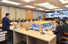 Legisladores vietnamitas y laosianos intercambian experiencias en elaboración de leyes