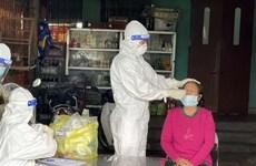 Ligera reducción de casos diarios del COVID-19 en Vietnam
