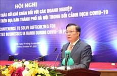 Hanoi se compromete a crear condiciones favorables para inversores extranjeros