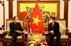 Vietnam y Rusia buscan promover cooperación en el transporte