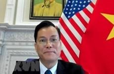 Embajador vietnamita asiste al Diálogo de políticas de la asociación Mekong-EE-UU.