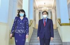 Vietnam y Rumania promueven relaciones de amistad y cooperación