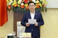Inaugurarán mañana segundo período de sesiones del Parlamento de Vietnam