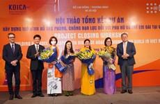 Concientizan a millones de vietnamitas sobre lucha contra violencia de género