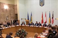 Inauguran Centro de Estudios de ASEAN en Ucrania