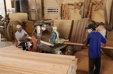 Industria de madera de Vietnam se recuperará pronto, según pronóstico