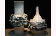 Presentan nuevos matices de la cerámica artística de Vietnam