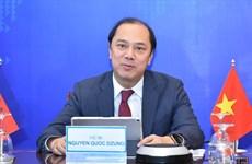 Efectúan séptima consulta política entre Vietnam y Camboya