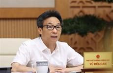 Exhorta vicepremier vietnamita a acelerar reactivación del sector turístico